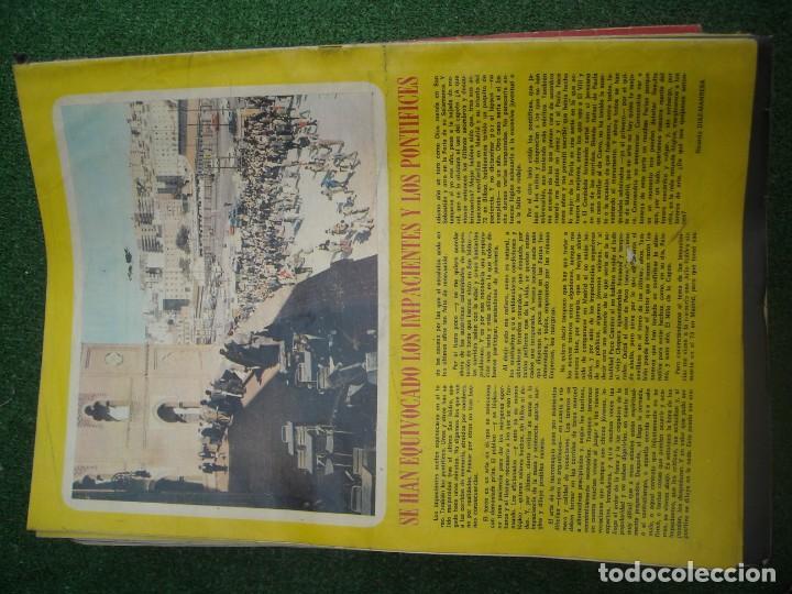 Tauromaquia: EL RUEDO SEMANARIO GRÁFICO DE LOS TOROS 73 EJEMPLARES AÑO 1962 1966 1967 1968 1970 1971 1972 1973 - Foto 128 - 167847784