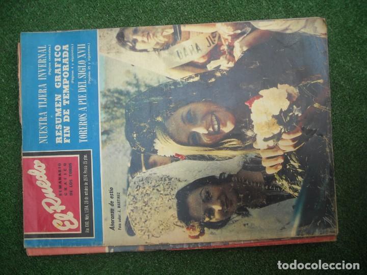 Tauromaquia: EL RUEDO SEMANARIO GRÁFICO DE LOS TOROS 73 EJEMPLARES AÑO 1962 1966 1967 1968 1970 1971 1972 1973 - Foto 135 - 167847784