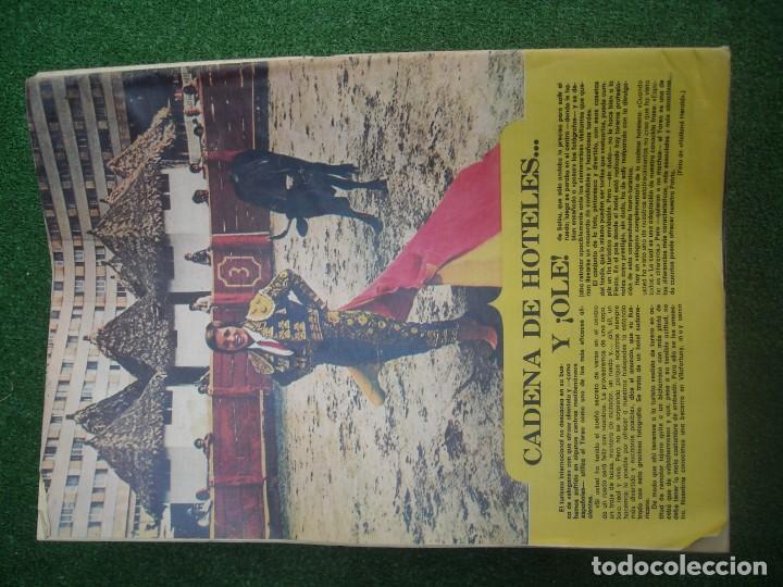 Tauromaquia: EL RUEDO SEMANARIO GRÁFICO DE LOS TOROS 73 EJEMPLARES AÑO 1962 1966 1967 1968 1970 1971 1972 1973 - Foto 144 - 167847784