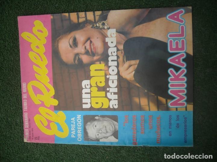 Tauromaquia: EL RUEDO SEMANARIO GRÁFICO DE LOS TOROS 73 EJEMPLARES AÑO 1962 1966 1967 1968 1970 1971 1972 1973 - Foto 146 - 167847784