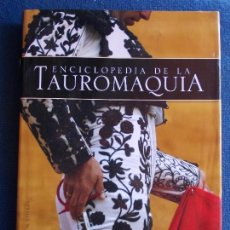 Tauromaquia: ENCICLOPEDIA DE LA TAUROMAQUIA. Lote 168883412