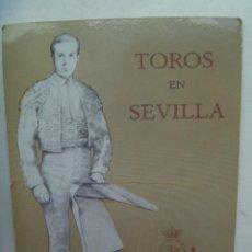 Tauromaquia: ENTRADA PLAZA DE TOROS DE SEVILLA ( REAL MAESTRANZA ) : ABONO TEMPORADA 1998 . TENDIDO.. Lote 171159904
