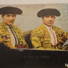 Tauromaquia: ANTIGUA TARJETA ABONADO.PLAZA DE TOROS.SEVILLA 1969. . Lote 171210373