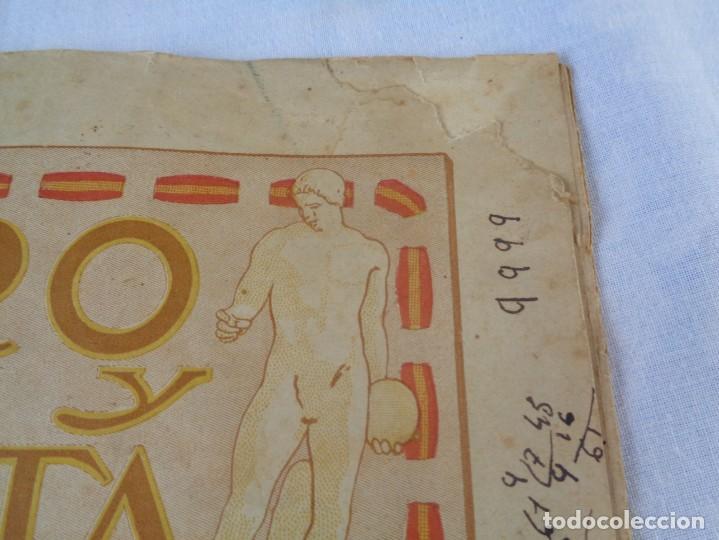 Tauromaquia: Revista de toros Oro y plata MARZO 1921 --- Numero 5 --- MANUEL GRANERO -- CHICUELO - SALERI - Foto 2 - 171977272