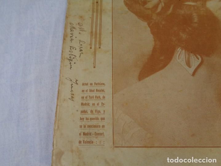 Tauromaquia: Revista de toros Oro y plata MARZO 1921 --- Numero 5 --- MANUEL GRANERO -- CHICUELO - SALERI - Foto 12 - 171977272
