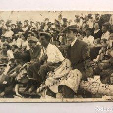 Tauromaquia: MANOLETE. MANUEL LAUREANO RODRÍGUEZ SÁNCHEZ. FOTOGRAFÍA. AUTOGRAFO (A.1945). Lote 172318410