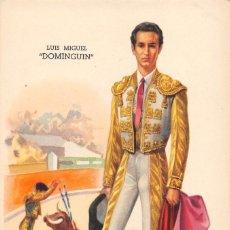 Tauromaquia: LUIS MIGUEL DOMINGUIN. Lote 172760817