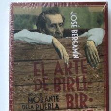 Tauromaquia: EL ARTE DE BIRLIBIRLOQUE. JOSÉ BERGAMÍN. NUEVO. Lote 172916209