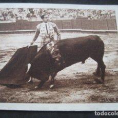 Tauromaquia: PROGRAMA TOROS FOTO MANOLETE. ZARAGOZA 1950. LUIS MIGUEL DOMINGUIN, JULIO APARICIO, PAQUITO MUÑOZ. 1. Lote 174479642