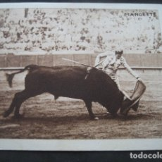 Tauromaquia: PROGRAMA TOROS FOTO MANOLETE. ZARAGOZA 1950. LUIS MIGUEL DOMINGUIN, JULIO APARICIO, PAQUITO MUÑOZ.2 . Lote 174479670