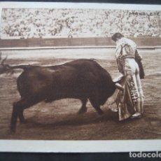 Tauromaquia: PROGRAMA TOROS FOTO MANOLETE. ZARAGOZA 1950. LUIS MIGUEL DOMINGUIN, JULIO APARICIO, PAQUITO MUÑOZ. 4. Lote 174479719