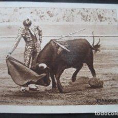Tauromaquia: PROGRAMA TOROS FOTO MANOLETE. ZARAGOZA 1950. LUIS MIGUEL DOMINGUIN, JULIO APARICIO, PAQUITO MUÑOZ. 6. Lote 174479780