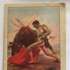 Tauromaquia: PROGRAMA DE TOROS DE MANO DE SALAMANCA. SALAMANCA. FERIAS DE SEPTIEMBRE DE 1956. GANADERÍAS: D. ALI. Lote 175068158