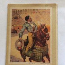 Tauromaquia: PROGRAMA DE TOROS DE MANO DE SALAMANCA. SALAMANCA. FERIAS 1959. GANADERÍAS: D. JUAN PEDRO DOMECQ, D. Lote 175068330
