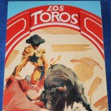 Tauromaquia: LOS TOROS - PEREA EDICIONES ILUSTRATIVA (1989). Lote 175542617