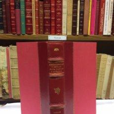 Tauromaquia: ADVERTENCIAS Y REGLAS PARA TOREAR A CABALLO (SIGLOS XVII Y XVIII) - SOCIEDAD DE BIBLIÓFILOS TOROS. Lote 176755354