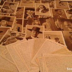 Tauromaquia: COLECCION CURRO MELOJA 1944 GRAN LOTE 95 DIFERENTES . Lote 177663239