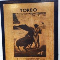 Tauromaquia: CARTEL TAURINO, MANOLETE, CORRIDA DE OAXACA EN 1945. Lote 179094640