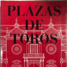Tauromaquia: PLAZAS DE TOROS. JUNTA DE ANDALUCIA. SEVILLA, 1992. PAGS: 363. MEDIDAS APROX.: 30 X 24 CM. . Lote 179956123