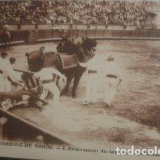 Tauromaquia: CORRIDA DE TOROS L'ARRASTRE Nº25 - PORTAL DEL COL·LECCIONISTA *****. Lote 180473991