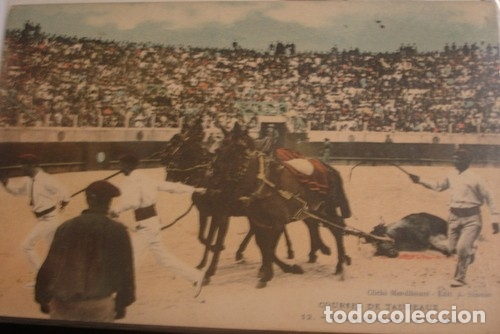 CORRIDA DE TOROS Nº12 - PORTAL DEL COL·LECCIONISTA ***** (Coleccionismo - Tauromaquia)