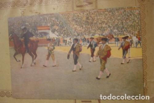Nº1 SALIDA DE LA CUADRILLA - PORTAL DEL COL·LECCIONISTA ***** (Coleccionismo - Tauromaquia)