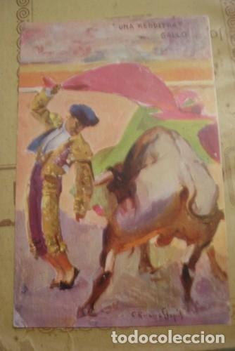 TOREROS CELEBRES C. RUANO LLOPIS 1130 - PORTAL DEL COL·LECCIONISTA ***** (Coleccionismo - Tauromaquia)