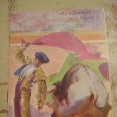 Tauromaquia: TOREROS CELEBRES C. RUANO LLOPIS 1130 - PORTAL DEL COL·LECCIONISTA *****. Lote 180474766