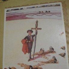Tauromaquia: POUR LE DROIT ET L'HONNEUR SEULS - PORTAL DEL COL·LECCIONISTA *****. Lote 180475081
