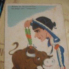 Tauromaquia: CORRIDA DE TOROS ILUSTRADO POR ZOURO - PORTAL DEL COL·LECCIONISTA *****. Lote 180475357