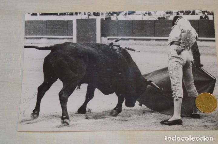 Tauromaquia: Colección de 17 fotografías variadas, de FESTEJOS TAURINOS y sus PERSONAJES - Años 50/60 ¡Mira! - Foto 3 - 182362163