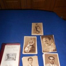 Tauromaquia: TOROS FICHERO BIOGRAFICO TAURINO CURRO MELOJA TARJETAS POSTALES EN CAJA EDITORIAL 105 POSTALES LISTA. Lote 182431873