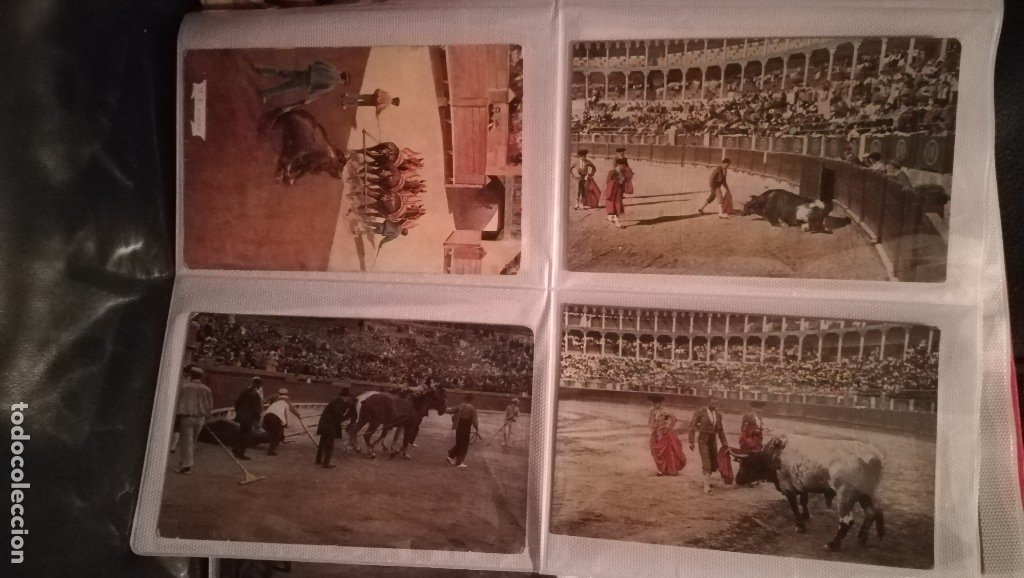 Tauromaquia: LOTE 52 POSTALES TAURINAS ANTIGUAS - Foto 3 - 182622562