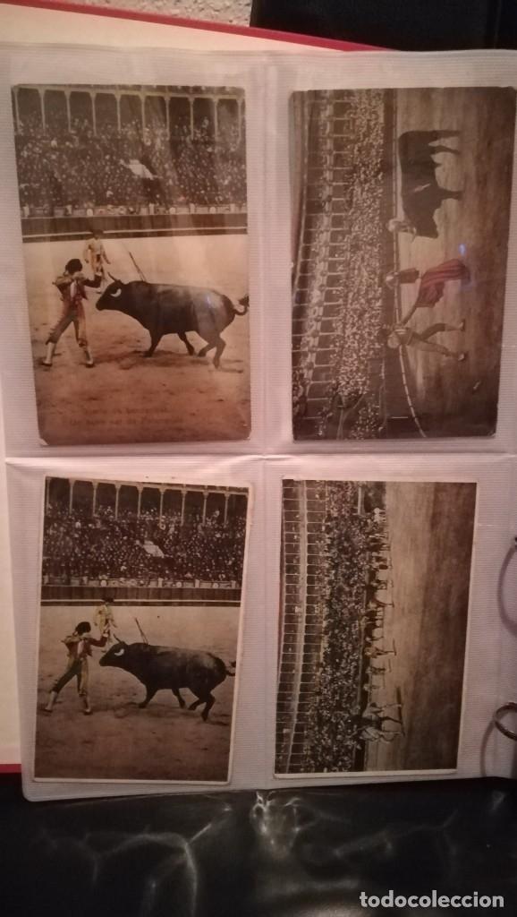 Tauromaquia: LOTE 52 POSTALES TAURINAS ANTIGUAS - Foto 4 - 182622562