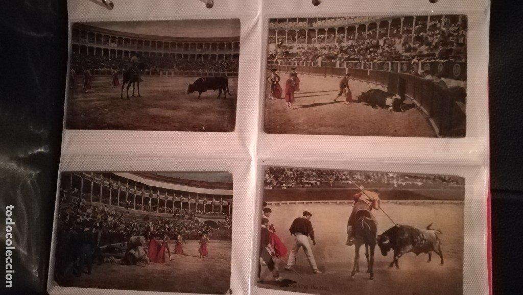 Tauromaquia: LOTE 52 POSTALES TAURINAS ANTIGUAS - Foto 5 - 182622562