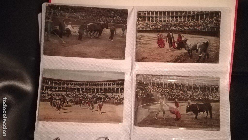 Tauromaquia: LOTE 52 POSTALES TAURINAS ANTIGUAS - Foto 6 - 182622562