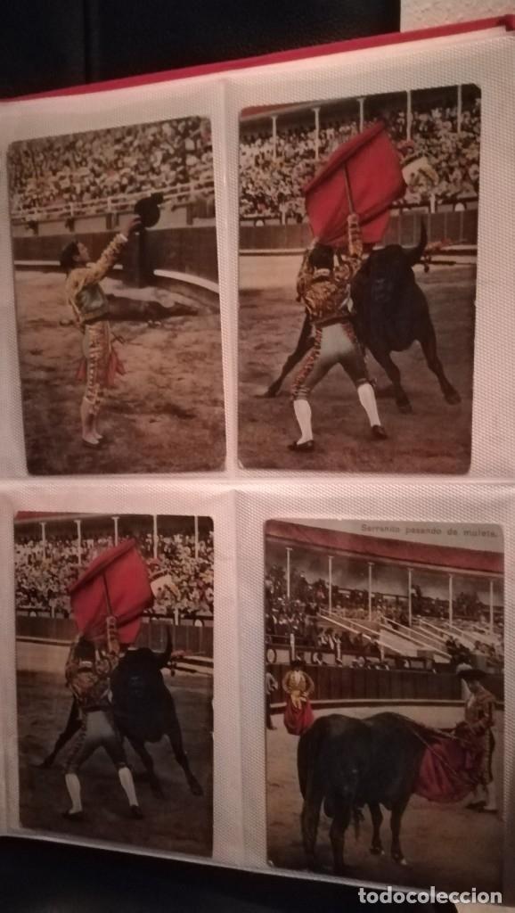Tauromaquia: LOTE 52 POSTALES TAURINAS ANTIGUAS - Foto 11 - 182622562