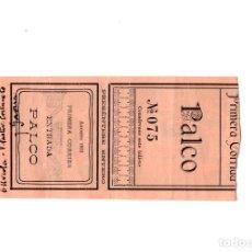 Tauromaquia: BILBAO.- PLAZA DE TOROS. ENTRADA AGOSTO 1912.. Lote 182775072