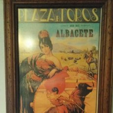 Tauromaquia: CARTEL DE TOROS, FERIA DE ALBACETE 1919.. Lote 186015968