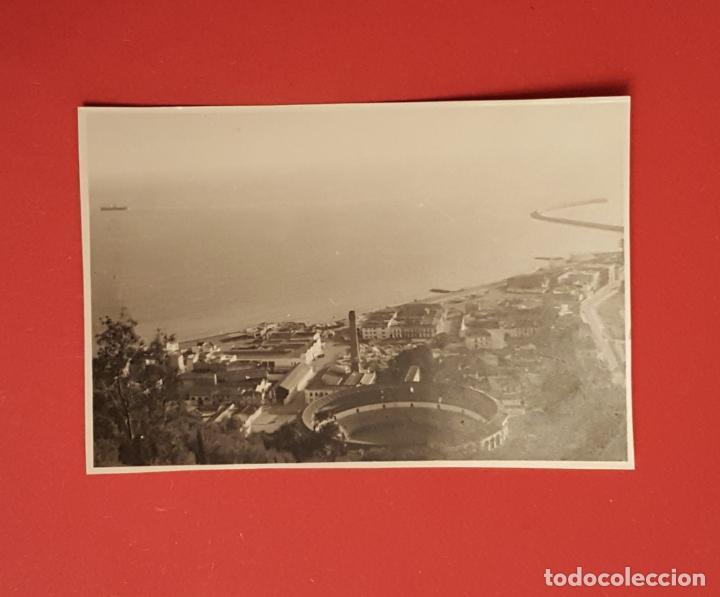 Tauromaquia: 6 fotografías antiguas: PLAZA de TOROS de MELILLA (1950's) ¡Originales! Coleccionista - Foto 5 - 186337941