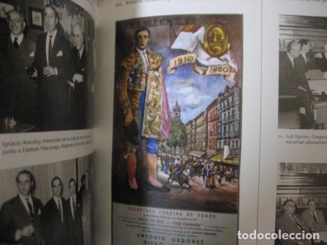 Tauromaquia: CLUB COCHERITO CIEN AÑOS DE HISTORIA, LAURA REY , NUEVO - Foto 10 - 189654042
