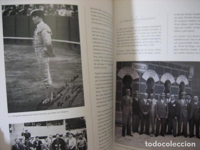 Tauromaquia: CLUB COCHERITO CIEN AÑOS DE HISTORIA, LAURA REY , NUEVO - Foto 11 - 189654042
