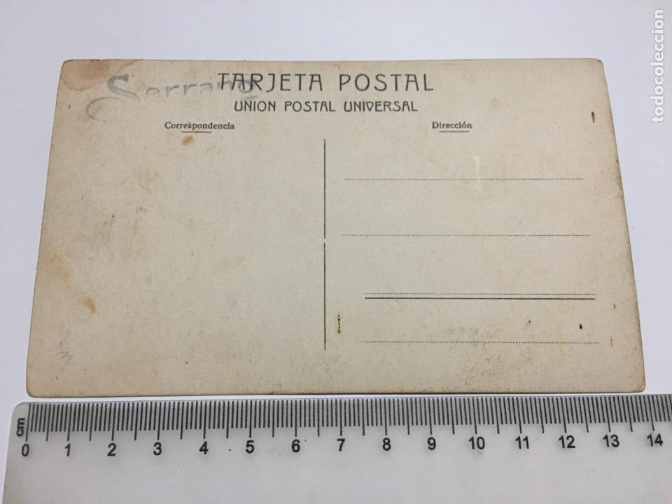 Tauromaquia: POSTAL. MANUEL GRANERO, TORERO,1902-1922. - Foto 2 - 190082837