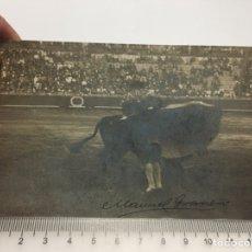 Tauromaquia: POSTAL. MANUEL GRANERO, TORERO,1902-1922.. Lote 190082837