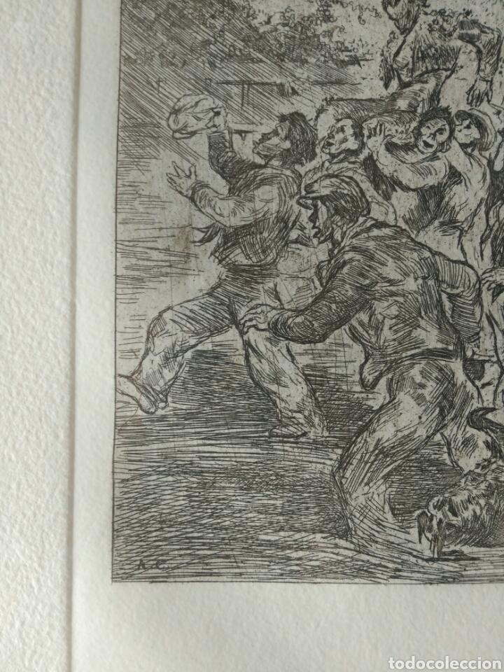 Tauromaquia: Grabado taurino. Antonio Casero - Foto 3 - 190733236