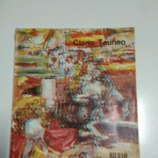 Tauromaquia: LIBRO CLARIN TAURINO BILBAO 1968 / 136 PAGINAS CON FOTOS. Lote 190777541