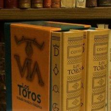 Tauromaquia: AÑO 1999 - COSSÍO. LOS TOROS. TRATADO TÉCNICO E HISTÓRICO. LA FIESTA, EL TORO, LA PLAZA Y EL TOREO.. Lote 191080258