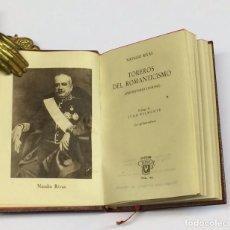 Tauromaquia: AÑO 1947 - NATALIO RIVAS TOREROS DEL ROMANTICISMO ANECDOTARIO - AGUILAR COLECCIÓN CRISOL 193. Lote 191083417
