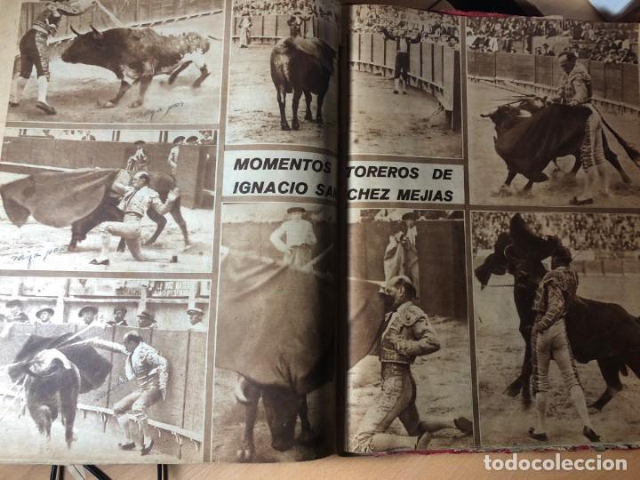 Tauromaquia: El Ruedo. Suplemento taurino de Marca. 40 primeros números. Toros. - Foto 2 - 191400985