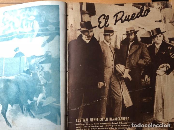 Tauromaquia: El Ruedo. Suplemento taurino de Marca. 40 primeros números. Toros. - Foto 3 - 191400985